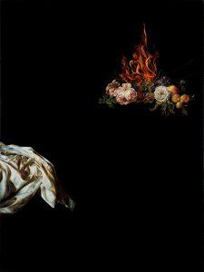 Emma Bennett | First Fever | 2012 | Oil on canvas | 122×91.5cm