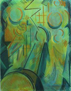 Kiera Bennett | Painting | 2013 | Oil on canvas | 90x70cm