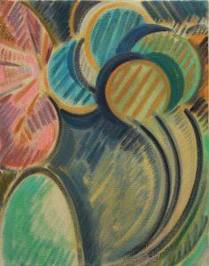 Kiera Bennett | Punch | 2013 | Oil on canvas | 45x35cm