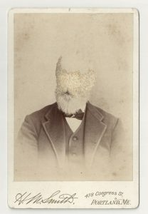 Tom Butler | HM | 2013 | Gouache on Albumen print | 16.5×10.5cm