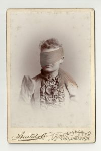 Tom Butler | Husted | 2012 | Gouache on Albumen print | 16.5×10.5cm