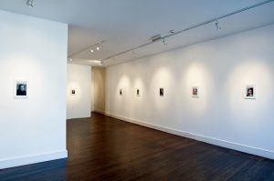 Obituaries | Hugh Mendes | CHARLIE SMITH LONDON | Installation View (1) | 2012