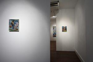 Jerusalem | Dominic Shepherd | CHARLIE SMITH LONDON | Installation View (4) | 2012