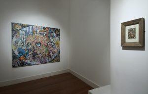 Jerusalem | Dominic Shepherd | CHARLIE SMITH LONDON | Installation View (5) | 2012