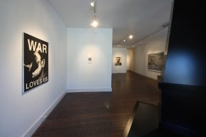 The Great War | CHARLIE SMITH LONDON | Installation View (3) | 2014