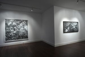 The Shadow Line | Eric Manigaud | CHARLIE SMITH LONDON | Installation View (2) | 2013