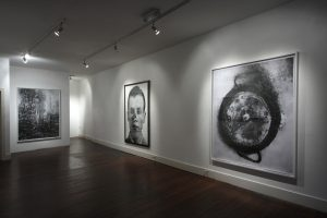 The Shadow Line | Eric Manigaud | CHARLIE SMITH LONDON | Installation View (3) | 2013