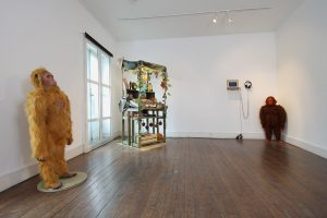 Young Gods | CHARLIE SMITH LONDON | Installation View (3) | 2013