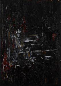 Luke Jackson | Ixolite | 2012 | Oil & mixed media on canvas | 21x15cm