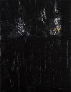 Luke Jackson | Operators and Things | 2012 | Oil & mixed media on canvas | 46×35.5cm