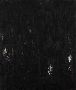Luke Jackson | The Possibilities | 2012 | Oil & mixed media on canvas | 61x51cm