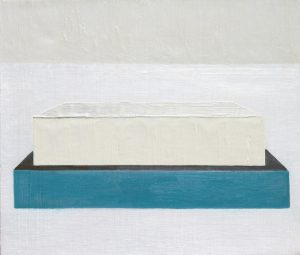 Alex Gene Morrison | Remains | 2010 | Oil on linen | 30x35cm