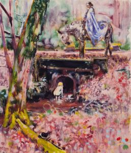 Dominic Shepherd | Mother | 2012 | Oil on canvas | 35x30cm