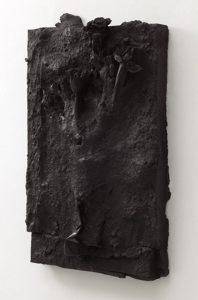 Michael Boffey | Dreaming in Braille | 2013 | Bronze | 55x34cm