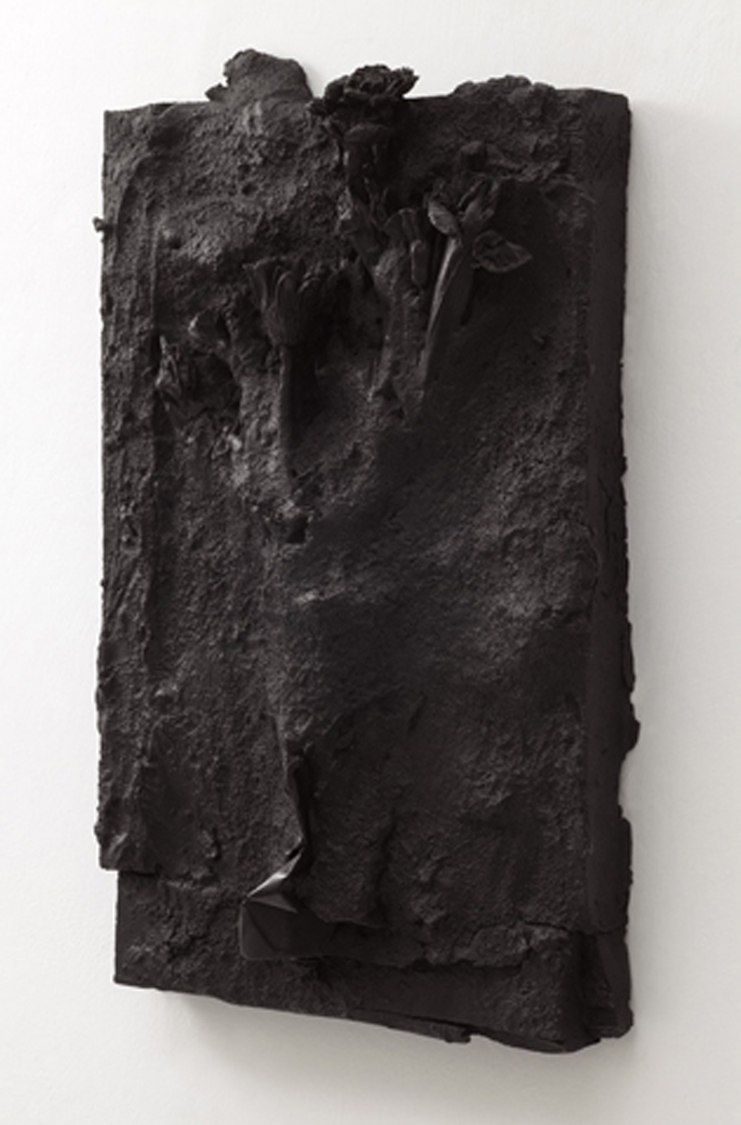 Michael Boffey | Dreaming in Braille | 2013 | Bronze | 55x34cm