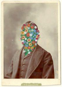 Tom Butler | CG Anderson | 2014 | Gouache on Albumen | print | 16.5×10.5cm