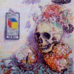 Dominic Shepherd   The Magician's Table   2015   Oil on linen   32x40cm