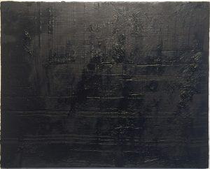 Zebedee Jones | Untitled | 2015 | Oil on linen on board | 41x50cm