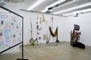 Young Gods | Griffin Gallery| Installation view (3) | 2015