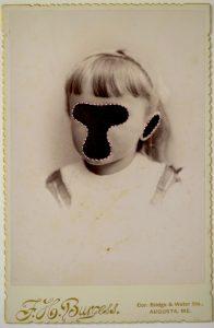 Tom Butler | Burgess | 2015 | Gouache on albumen print | 16.5×10.5cm