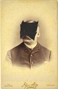 Tom Butler | Hartley | 2015 | Gouache on albumen print | 16.5×10.5cm