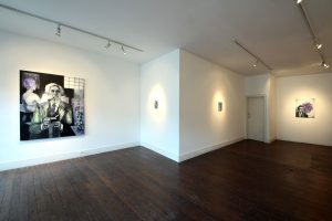 Hype Trace   Gavin Nolan   CHARLIE SMITH LONDON   Installation View (1)   2016
