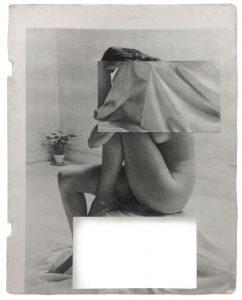 Cecilia Bonilla | Sets for domestic leisure 1 | 2015 | Collage | 29x23cm
