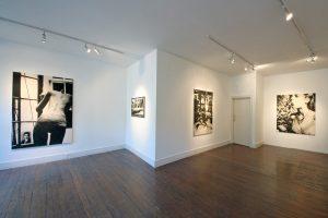 ALLES WIRD GUT | Florian Heinke | CHARLIE SMITH LONDON | Installation View (1) | 2016