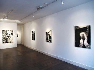 ALLES WIRD GUT | Florian Heinke | CHARLIE SMITH LONDON | Installation View (3) | 2016