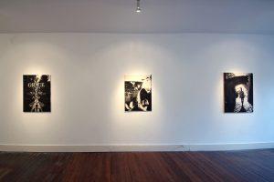 ALLES WIRD GUT | Florian Heinke | CHARLIE SMITH LONDON | Installation View (4) | 2016