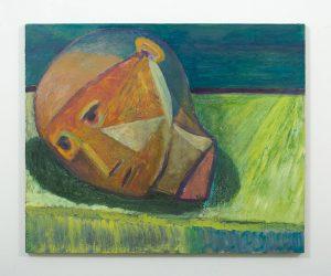 Adam Holmes-Davies | Head | 2016 | Oil on linen | 65x80cm