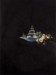 Emma Bennett | The Continuum | 2014 | Oil on canvas | 122x91cm