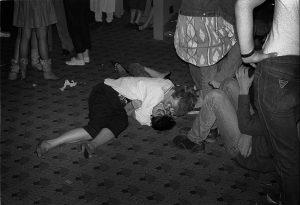 Derek Ridgers | Camden Palace | 1982 | Silver bromide print