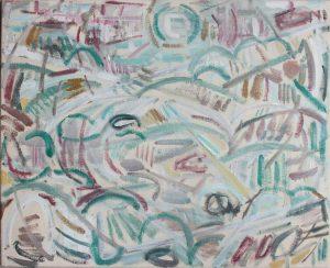 Kiera Bennett | Winter Sun | 2018 | Oil on canvas | 45x55cm