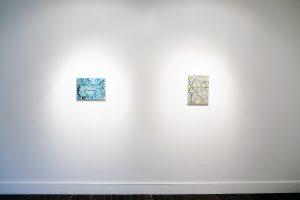 Kiera Bennett | Studio Face | CHARLIE SMITH LONDON | Installation view (2)