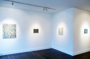 Kiera Bennett | Studio Face | CHARLIE SMITH LONDON | Installation view (3)