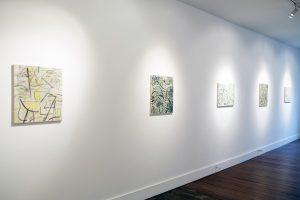 Kiera Bennett | Studio Face | CHARLIE SMITH LONDON | Installation view (5)