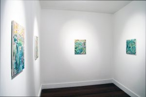 Kiera Bennett | Studio Face | CHARLIE SMITH LONDON | Installation view (7)