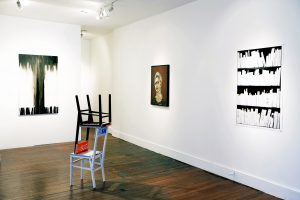 Transcript | CHARLIE SMITH LONDON | Installation view (7)