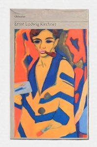 Hugh Mendes   Obituary: Ernst Ludwig Kirchner   2018   Oil on linen   45x30cm