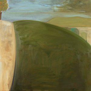 Peter Ashton Jones | Spring | 2018 | Oil on canvas | 66x66cm