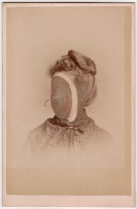 Tom Butler | Forshew | 2018 | Gouache on Albumen print | 16.5×10.8cm