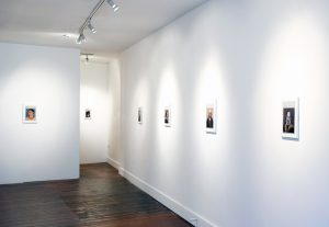 Autorretrato | CHARLIE SMITH LONDON | Installation view (2)