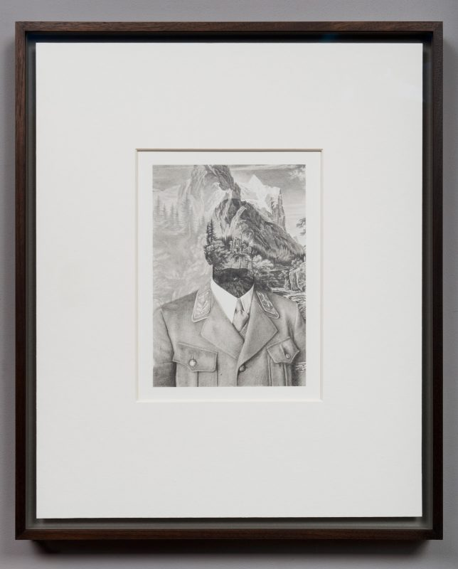 Tom Gallant | Italienische Reise | 2014 | Pencil on paper | 52×42.5cm