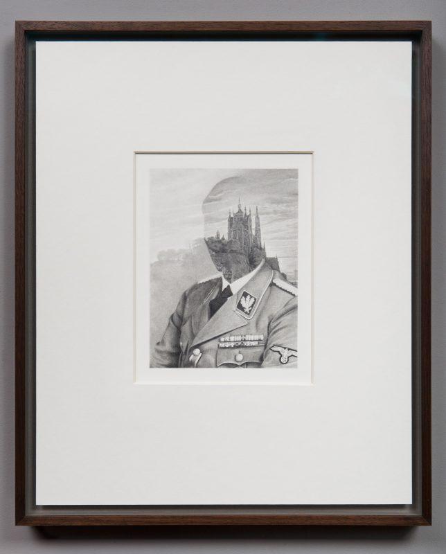 Tom Gallant | Reineke Fuchs | 2014 | Pencil on paper | 52×42.5cm