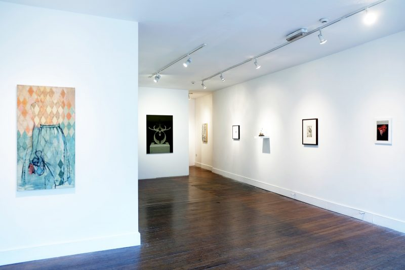 10 Years | CHARLIE SMITH LONDON | Installation view (5)