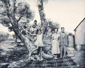 Concha Martinez Barreto | S/t 20 | 2019 | Oil on linen | 40x50cm