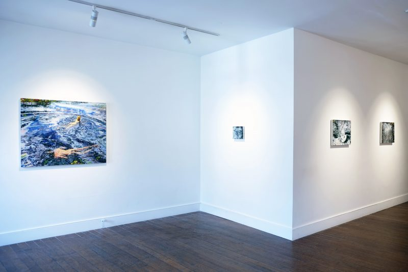Downstream | CHARLIE SMITH LONDON | Installation View (1)