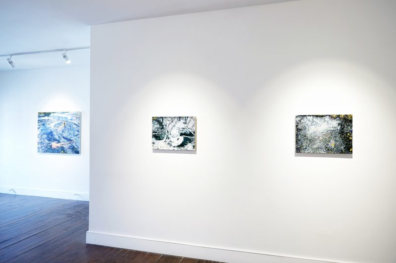 Downstream | CHARLIE SMITH LONDON | Installation View (2)