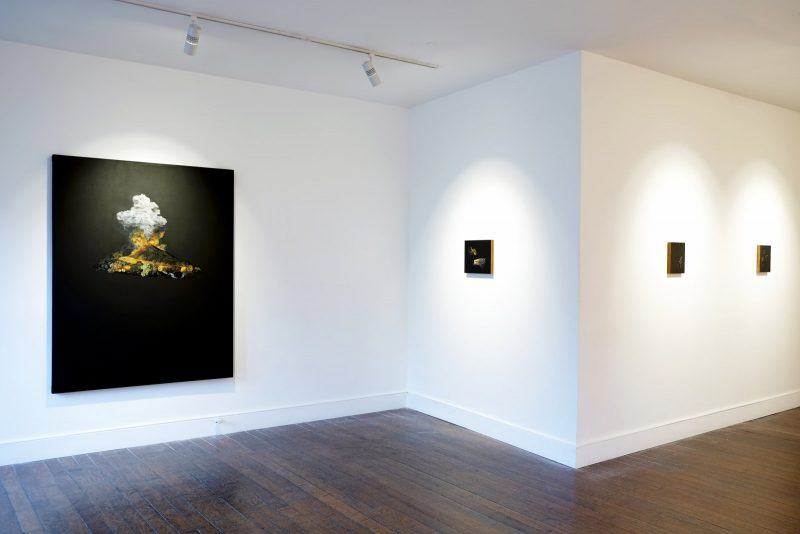Volcano Lovers | CHARLIE SMITH LONDON | Installation View (2)
